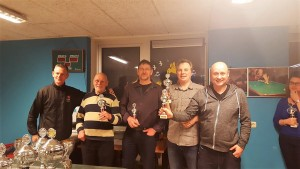 Winnaars Poule A